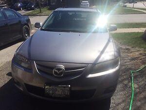 2006 Mazda Mazda6 loaded Sedan
