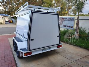 8x5 Professional Quality Tradie Trailer Holden Hill Tea Tree Gully Area Preview