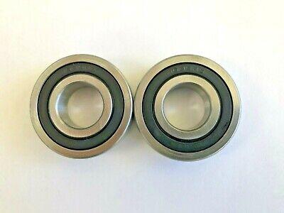 2 Pcs 1635 2rs C3 Rubber Sealed Ball Bearing 34x1-34x 12 Inch