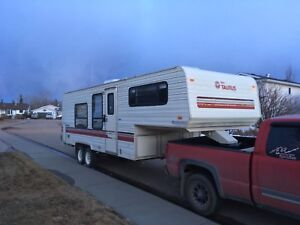 1988 Terry Taurus 25.5 foot Fifth Wheel