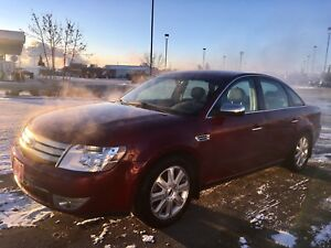 2008 Ford Taurus Limited. Two sets of tires, remote start!