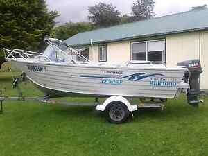 4.75m bluefin boat Coffs Harbour Coffs Harbour City Preview