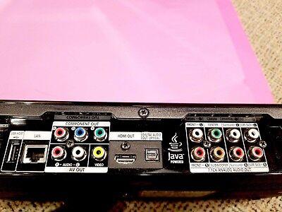 samsung blu-ray disc player BD- P300