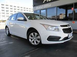2015 Holden Cruze Sportswagon - White Hobart CBD Hobart City Preview