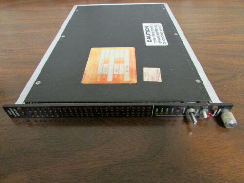 Kinetic Systems 3291-Z1A Dataway Display Module CAMAC Plugin Board Card