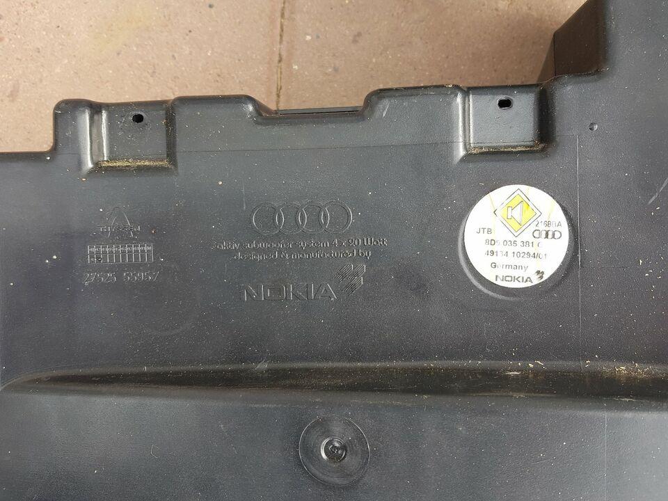 Bassbox, original Audi A4 (B5) Avant in Alzenau