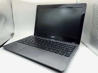 "Acer Chromebook C720 11.6"" 2955U 1.4Ghz 4Gb 16Gb WiFi HDMI BT // NO ADAPTER"