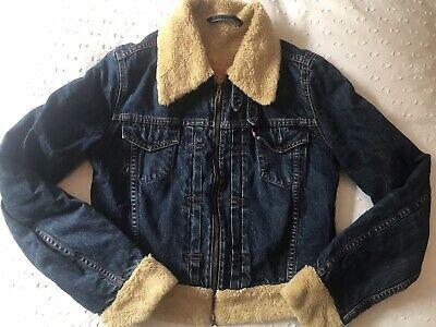Vintage Levis ladies trucker denim jacket