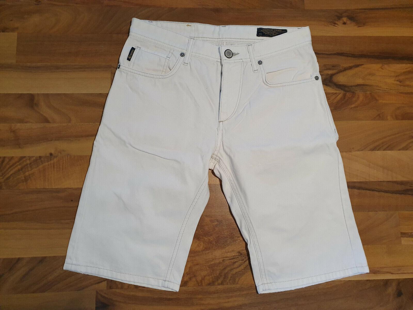 Jack & Jones Rick Original Herren Kurze Jeans Hose größe S (#559)