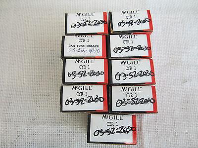 9 Mcgill Cyr-1 Cam Yoke Rollers
