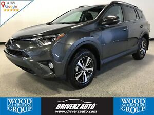 2018 Toyota RAV4 LE ONE OWNER,CLEAN CARFAX, REARVIEW CAMERA,...