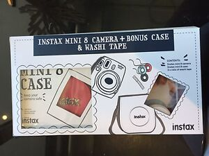 Instax Mini 8 Camera and Case Pyrmont Inner Sydney Preview