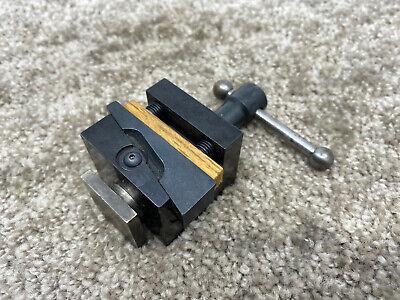 Hardinge D9 Wedge Type Tool Holder - Cross Slide