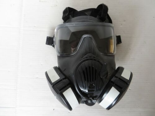 US ARMY Avon M50 Gas Mask Size LARGE
