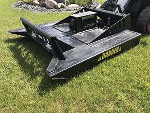 "Wildcat 72"" Skid Steer Brush Mower (never used)"