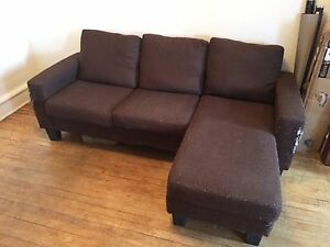 Convertible Sofa - As Is