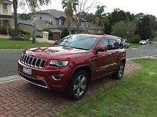 Immaculate 2015 Jeep Grand Cherokee Overland Doncaster East Manningham Area Preview