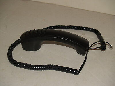 Mitel Ribbed Handset And Cord 5220 5224 5320 5324 5330 5320e 5330e 5340e