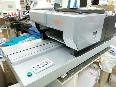 Melco G3 Dtg Direct To Garment Textile Printer Please Read About Rip