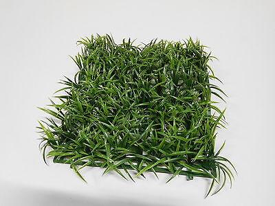 künstliche Grasmatte Gras  Kunstpflanze 25 x 25 cm 178518-50 F53