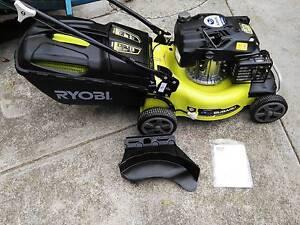 ryobi lawn mower with subaru 190cc 4 stroke motor Hadfield Moreland Area Preview