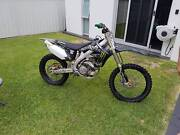 CRF450R 2006 Cronulla Sutherland Area Preview