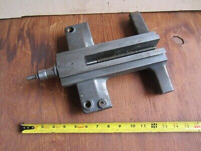 Atlas Craftsman 10 12 Lathe 10f-9 Saddle With Cross Slide Screw