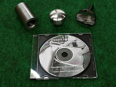 Diy Planishing Hammer Starter Kit - Power Hammer Pullmax English Wheel - Usa