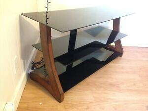 TV Stand Glass Tops