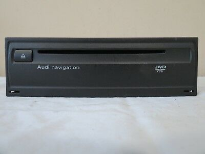 04-10 Audi A8 S8 A6 S6 Navigation System DVD ROM Drive Reader Player OEM Becker