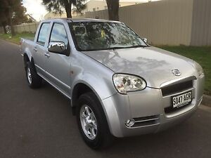 Great Wall dual cab ute 2010 low kms Adelaide CBD Adelaide City Preview