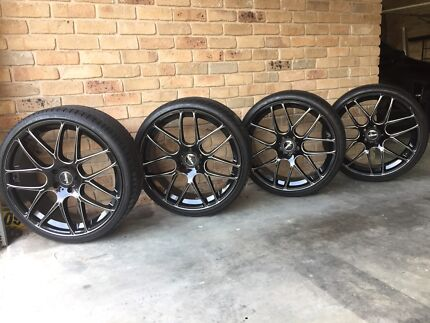 "22"" KING wheels suit VE Commodore"