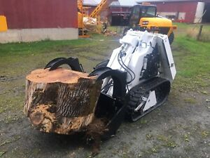 RAMROD MINI TRACK LOADER SKIDSTEER - attachments also available