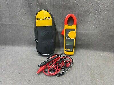 Fluke 323 True-rms Clamp Multimeter - Free Shipping
