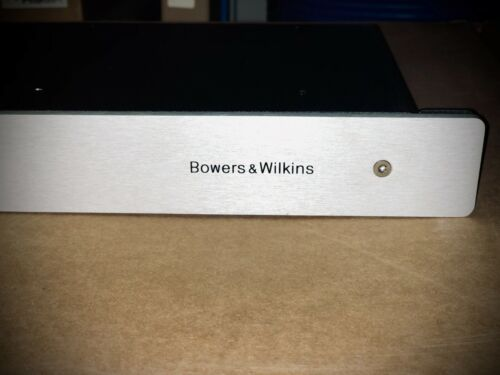 B&W BOWERS & WILKINS CT8XO MK2 ACTIVE CROSSOVER EQUALIZER