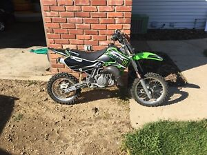 2006 kx 65 monster edition