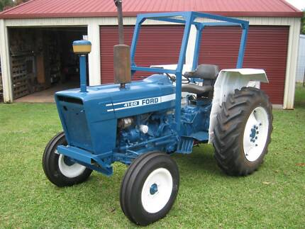 Brand new euroleopard ft454 tractor farming vehicles gumtree ford 4100 tractor fandeluxe Image collections