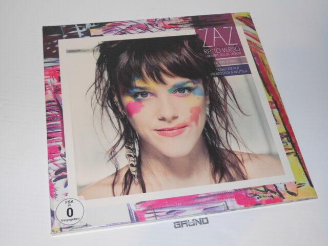 LP/CD/DVD: ZAZ – Recto Verso, Limitierte Deluxe Edition, NEU & OVP (A10/1/27.90)