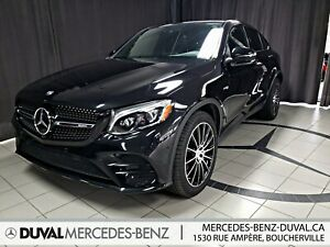 2017 Mercedes Benz AMG GLC 43 Coupe