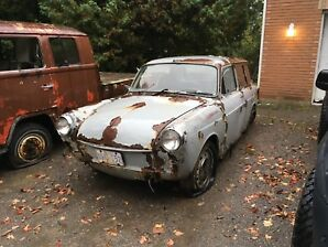 1966 Volkswagen type 3 (pre 411) squareback parts car