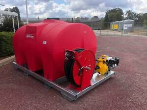 Fire Fighting unit 2200 L Sled FIRE FIGHTER With Honda Pump and Hose R Yass Yass Valley Preview