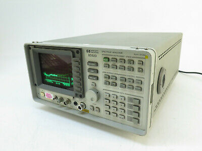 Hp 8592d Spectrum Analyzer 9khz - 22ghz Opt. 021
