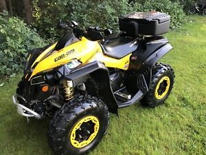 BRP CAN AM RENEGADE XXC