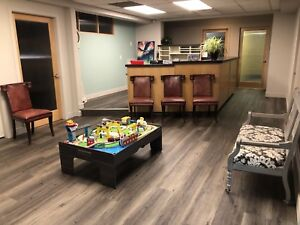 Clinic space, central downtown location