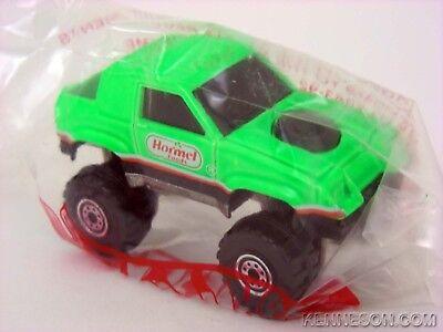 Gulch Stepper Hormel Foods Hot Wheels 1995 Promotional Baggie
