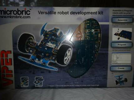 Electronics Microbric Viper Robot Kit - New in box | Other