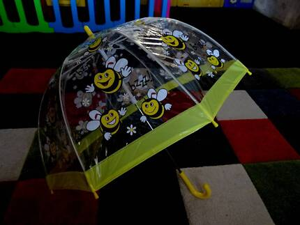 Kids transparent umbrellas Latrobe Latrobe Area Preview