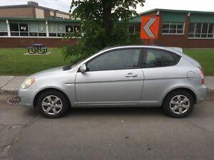 Hyundai Accent 2009 à vendre