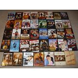 LOT OF (39)  MOVIE DVDs. ACTION, COMEDY, DRAMA & MORE. GOOD CONDITION.