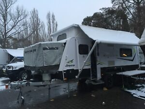 Jayco Expanda Outback 17.56.2 Custom build Canberra City North Canberra Preview